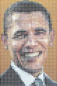 Chinese art - Barack Obama