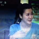 Liu Yixi cries after Italy loss