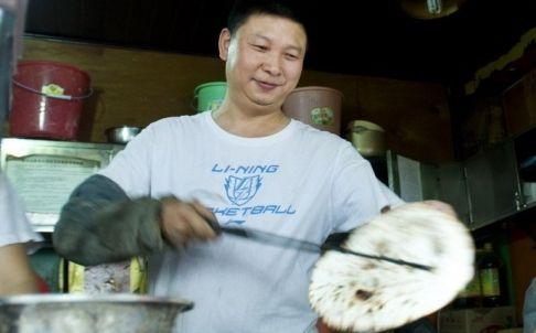 Xi Jinping lookalike