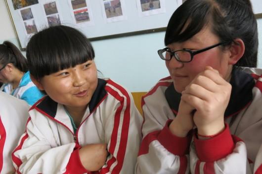 Educating Girls of Rural China