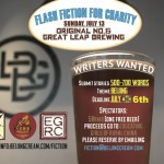 Why Flash Fiction? (Deadline Extended)