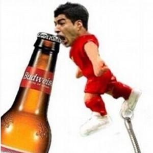 Luis Suarez bottle opener featured image