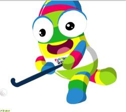 Nanjing Youth Olympics mascot 4