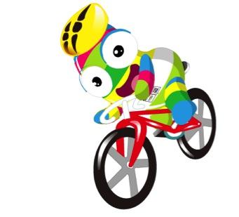 Nanjing Youth Olympics mascot 6