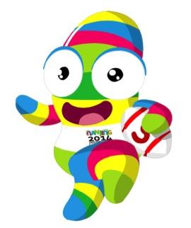 Nanjing Youth Olympics mascot 7