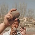 Baseball in Xinjiang - Diamond in the Dust