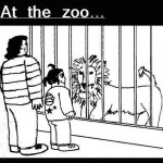 Laowai Comics: At The Zoo
