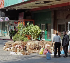 Dispatches from Xinjiang - Eating Sheep featured image
