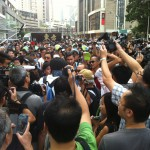Hong Kong Protests Surge Amid Growing Tension, Falling And Rising Barricades