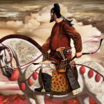 Muralist Seeks To Recapture Lost Cultural Roots Of Tang Dynasty