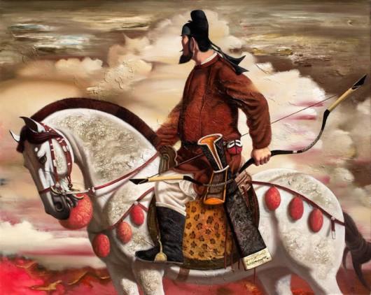 Tang mural 1