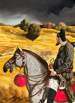 Tang mural 3