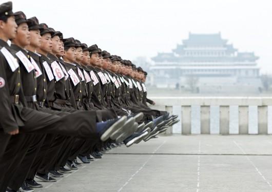 North Korea Armee