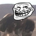Is Chris Devonshire-Ellis's eagle the troll? 2