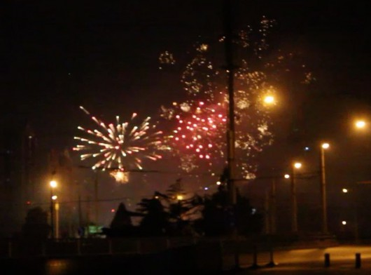 Chinese New Year fireworks 2015f