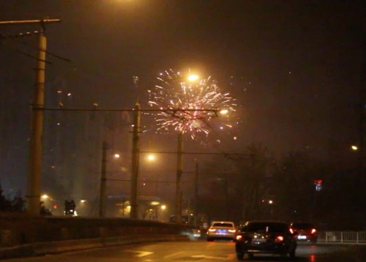 Chinese New Year fireworks 2015g