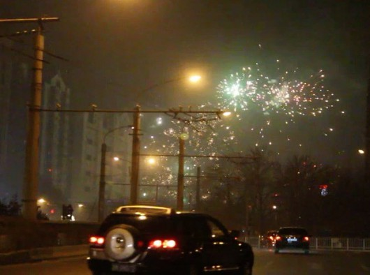 Chinese New Year fireworks 2015h