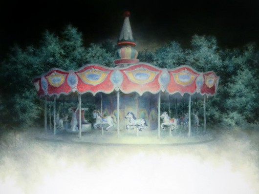 Huang Saifeng - Lonely Amusement Parks 2