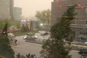 Beijing sandstorm