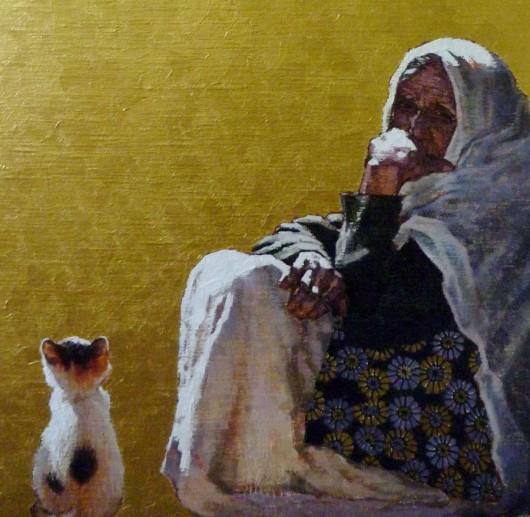 First Uyghur Contemporary Art Exhibition 2