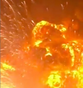 Tianjin warehouse explosion
