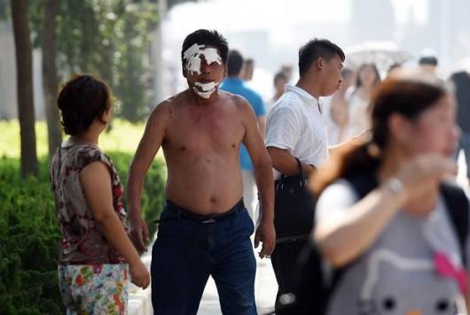 Tianjini explosion 4