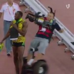 Usain Bolt taken out by Segway in Beijing 2