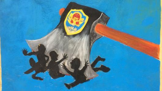Uyghurs and terrorism 1