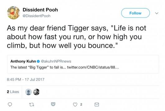 Dissident Pooh tweet 3